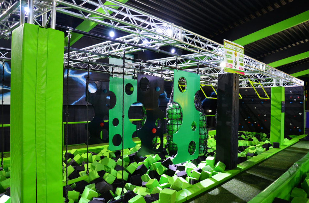 Ninja-Warrior Parcours Rostock