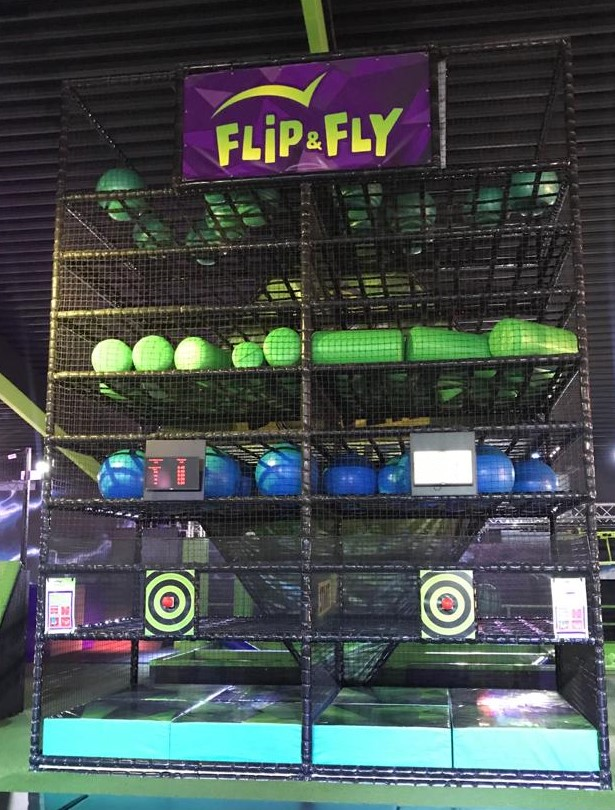 Powertower FLIP&FLY